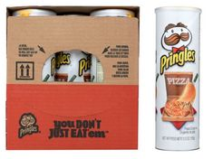 Pringles Pizza, 5.57oz (Pack of 14)