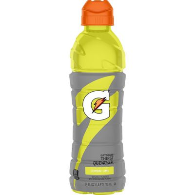 Gatorade Lemon Lime Drink 24 Pack