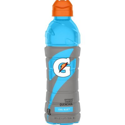 Gatorade Blue Raspberry Drink 24 Pack