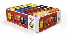 Frito Lay Classic Variety Chips Pack (2, 30 count)