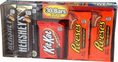 Hersheys Standard Assortment Bars