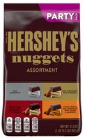 Hersheys Assorted Nuggets Big Bag