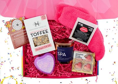 Spa Day  Send them something to slow down, relax and indulge