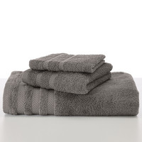 Martex Egyptian Cotton with Dryfast Grey Hand Towel
