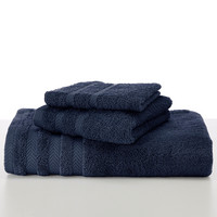 Martex Egyptian Cotton with Dryfast Navy Wash Cloth