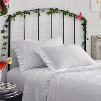 Lady Pepperell Penelope Floral Queen Sheet Set