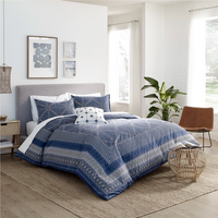 Southern Tide Ocean Gate Twin Comforter Set