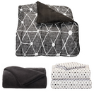 OCM Destin Black Twin XL Bedding Bundle