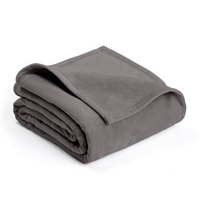 Vellux Twin Plush Blanket