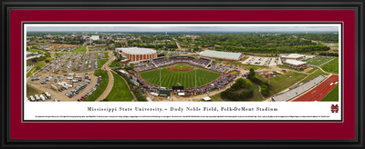 Deluxe Panorama Framed