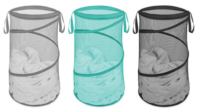 COLLAPSIBLE LAUNDRY HAMPER ASSORTMENT