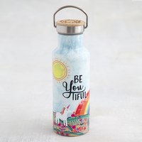Natural Life Traveler Bottle beYOUtiful Unicorn
