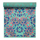 Fit For Life GAIAM YOGA MAT 6MM REVERSIBLE KALEIDOSCOPE