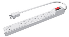 6 Outlet Power Strip