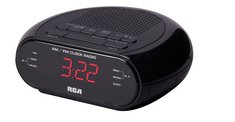 RCA Dual Alarm Clock With Radio