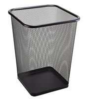 Mesh Square Waste Can