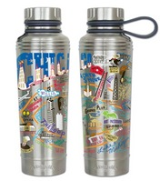 Chicago Stainless Steel Thermal Bottle
