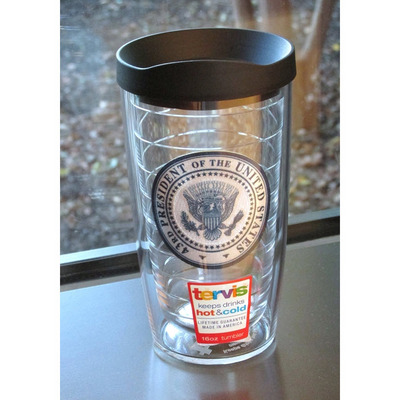 43rd Presidential Seal Tumbler Small