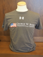George W. Bush Presidential Center UA Performance TShirt