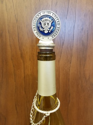 43rd Seal Wine Stopper
