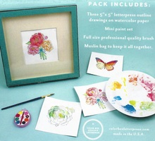 GWBPC Watercolor Kit