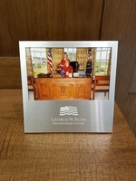 George W. Bush Presidential Center Picture Frame