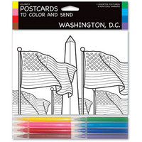 Washington D.C. Colorpix Postcard