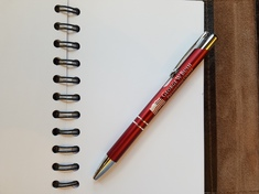 George W. Bush Center Logo Pen