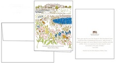 Native Texas Park Notecards