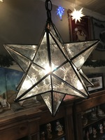 Small Moravian Star Electric