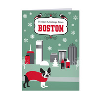 Greetings Boston Boxed Cards