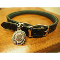 Leather Dog Collar 19 INCHES
