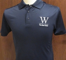 George W. Bush Presidential Center UA Polo, Navy