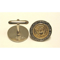 Mens Two Tone Cufflinks