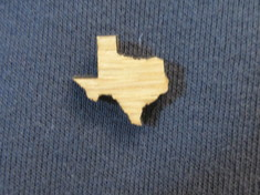 Texas Lapel Pin