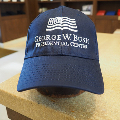 George W. Bush Presidential Center Logo Cap