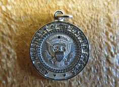 43rd Presidential Seal Charm