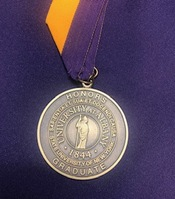 Albany Honors Medal