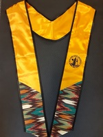 Graduation Stole  SJSU Native AM Tip
