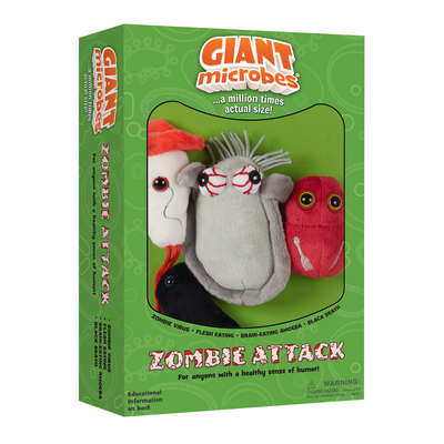 Zombie Attack Themed Gift Box