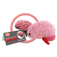 Giant Microbes Brain Organ