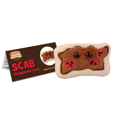 Giant Microbes Scab