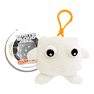 White Blood Cell Keychain