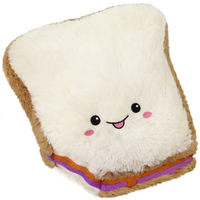 Squishable Mini Comfort Food PB&J Sandwich