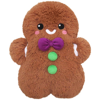 Squishable Mini Comfort Food Gingerbread Man
