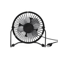 Kikkerland USB DESK FAN BLACK