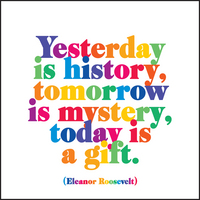 today is gift magnet