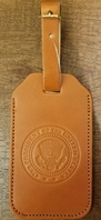 43rd Seal Luggage Tag