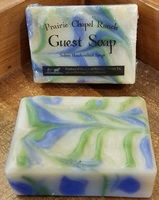 Prairie Chapel Ranch Guest Soap