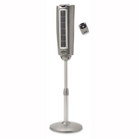 Lasko 52 Space Saving Oscillating Pedestal Fan with Remote Control